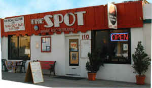 The Spot Natural Food Restaurant - Hermosa Beach
